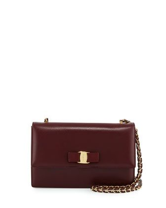Ginny Medium Saffiano Shoulder Bag a00e2b8da9f5f