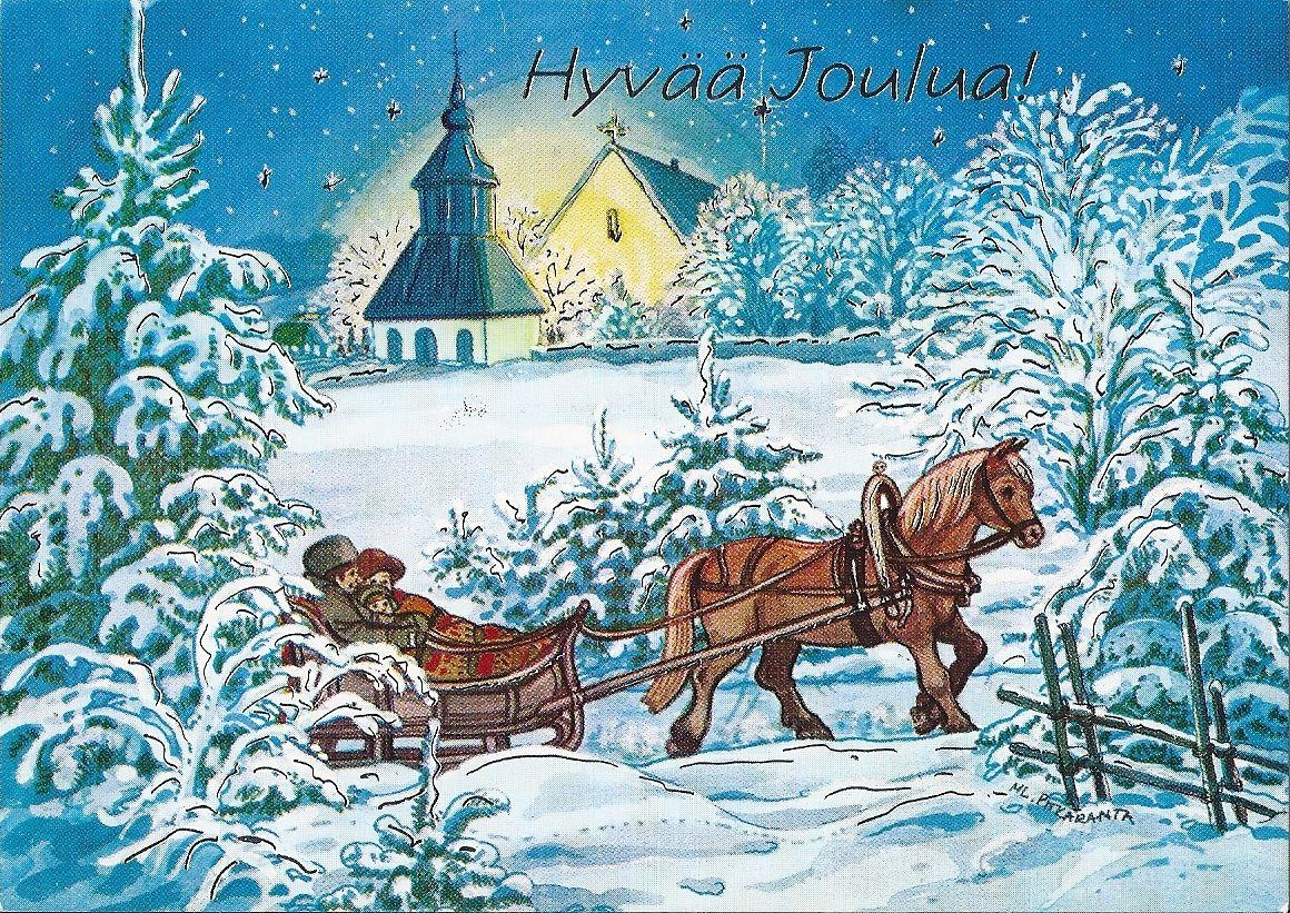 Joulumatkalla