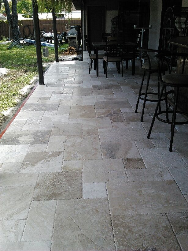 Travertine Tile Cascade Naturalstone Travertine Design