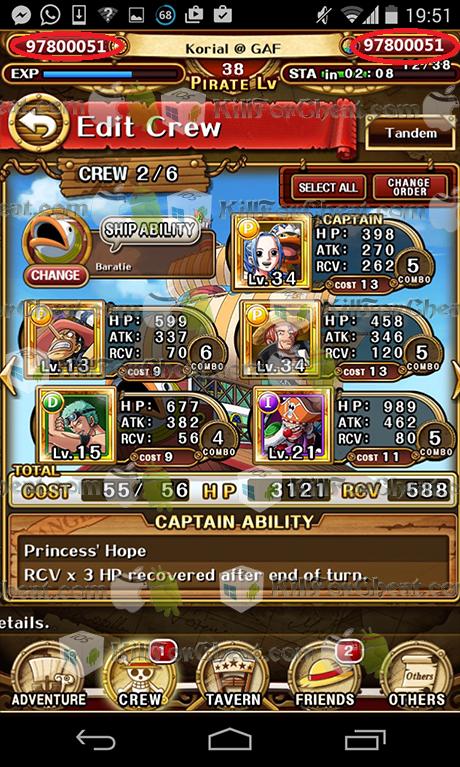 Ne Piece Treasure Cruise Hack Apk One Piece Treasure Cruise Hack Ipa One Piece Treasure Cruise Free Cheats One Piece Treasure Cruise Hack Mod Apk