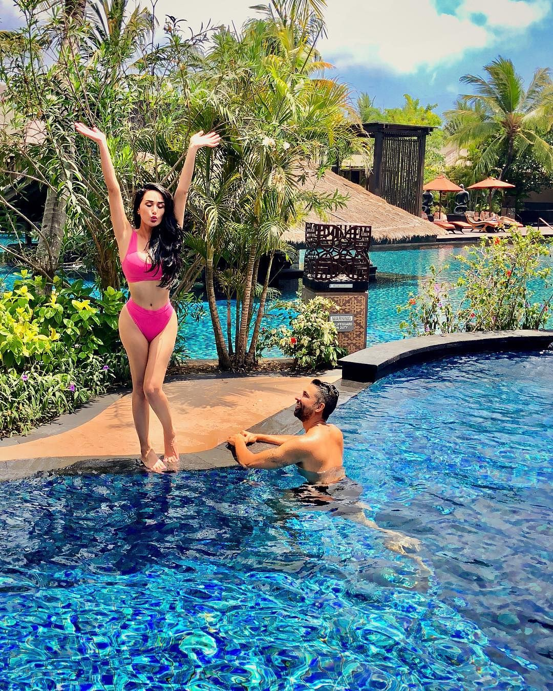 Bali Baby It Has Been On My Bucketlist For So Long Vacation Giveaway Dream Vacations Bali Resort