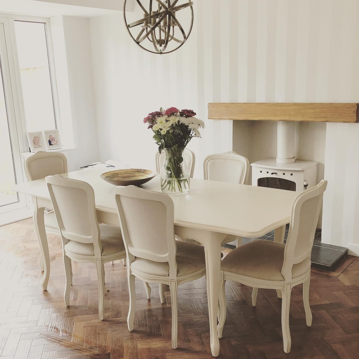 24++ Laura ashley dining table and chairs Trending