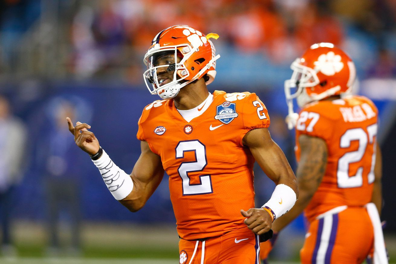 Clemson dominates Miami and is likely CFP No. 1 Clemson