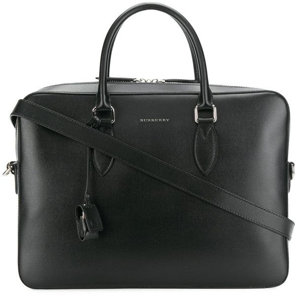 Burberry London Briefcase 108 860 Rub Liked On Polyvore Featuring Men S Fashion