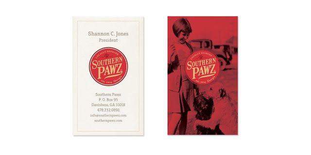 SouthernPawz Pet Treats on Packaging of the World - Creative Package Design Gallery