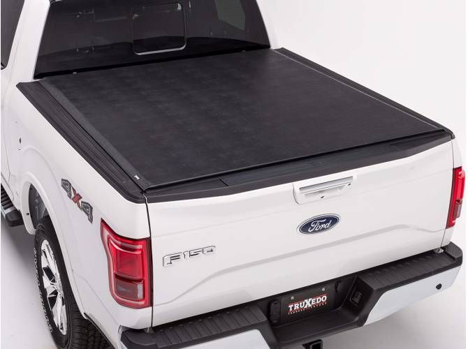 Truxedo Titanium Tonneau Cover Tonneau Cover Truck Bed Covers Ford F150