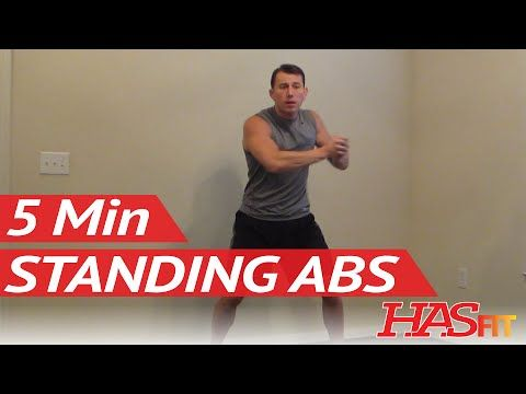 6 Pack Abs In 6 Minutes At Home Coach Kozak 39 S Best Ab