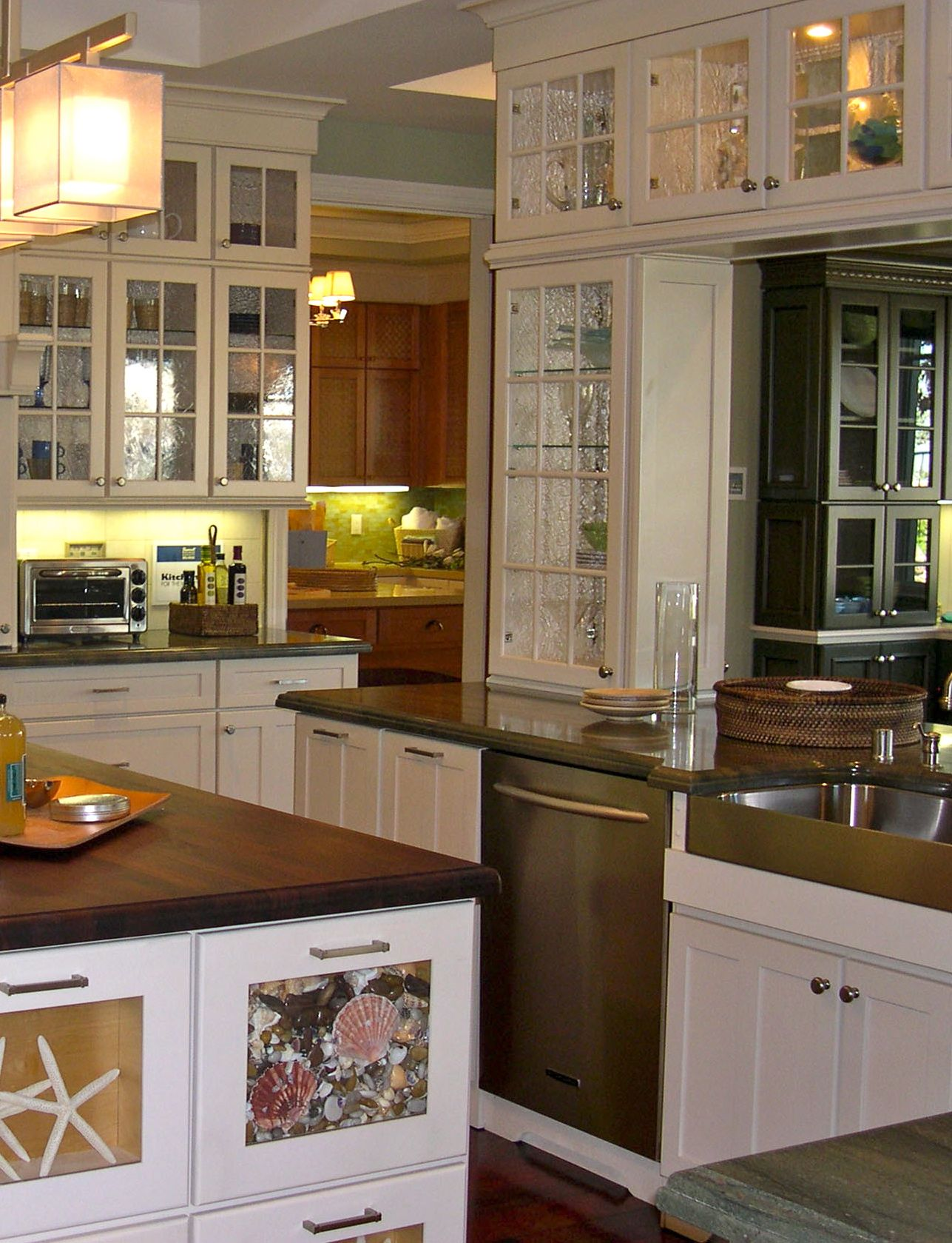 A Contemporary Craftsman Kitchen I Designed For The Sunset Magazine
