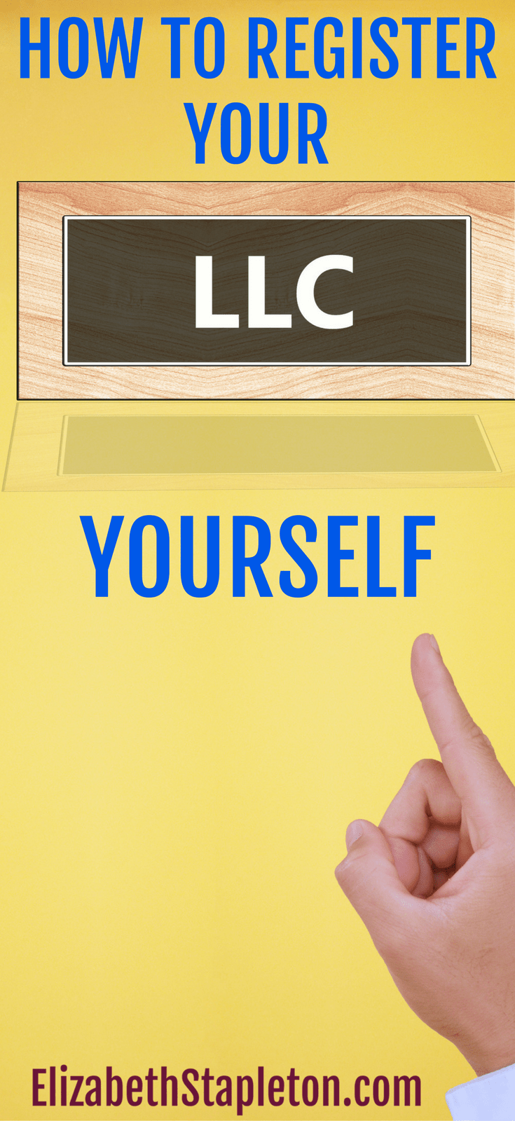 How To Establish An Llc Yourself The Ultimate Guide Home Based