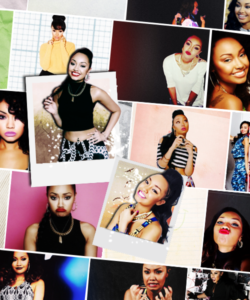 Happy Birthday To My Queen Leigh Anne Pinnock October 4th A