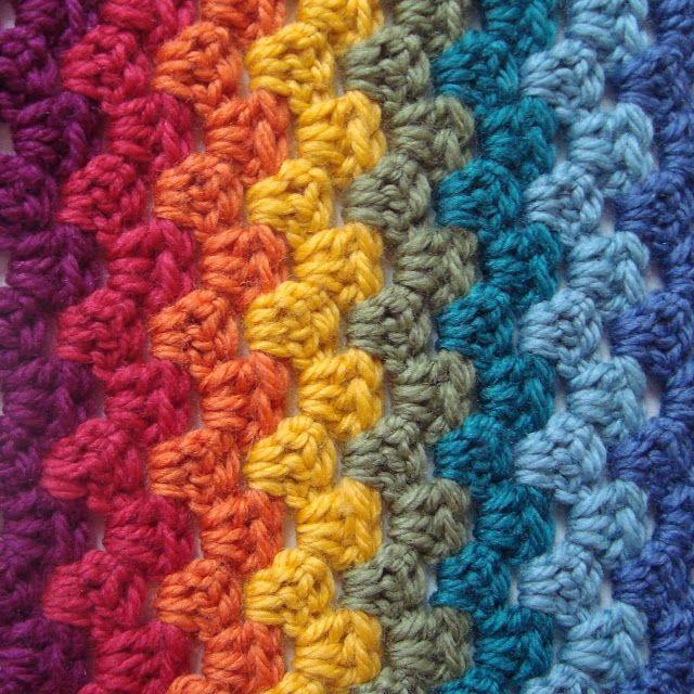 According to Matt...: Granny Stripe!   Crochet   Pinterest   Manta ...