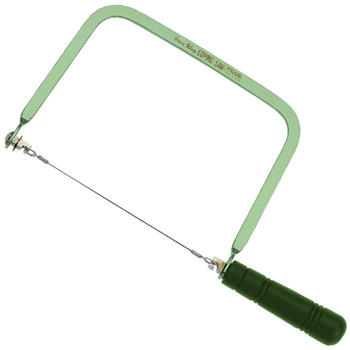 Freeway Coping Saw Coping Saws Dictum Coping Saw Case Hardened Replacement Blades