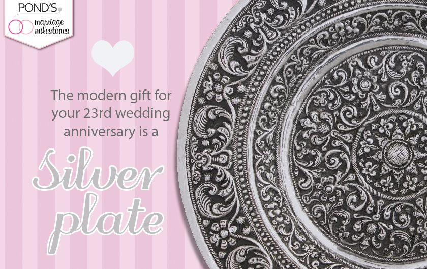 23rd Wedding Anniversary Gift Ideas: Twenty-third #Wedding #Anniversary