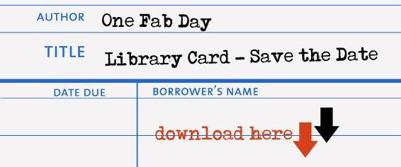 Template Save The Date Read More Http Onefabday