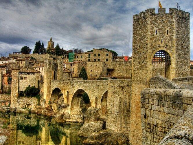 Besalú,Catalonia