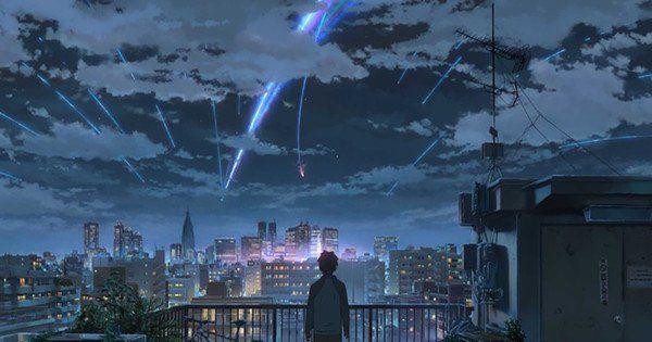The List - The Top 5 Makoto Shinkai Movies