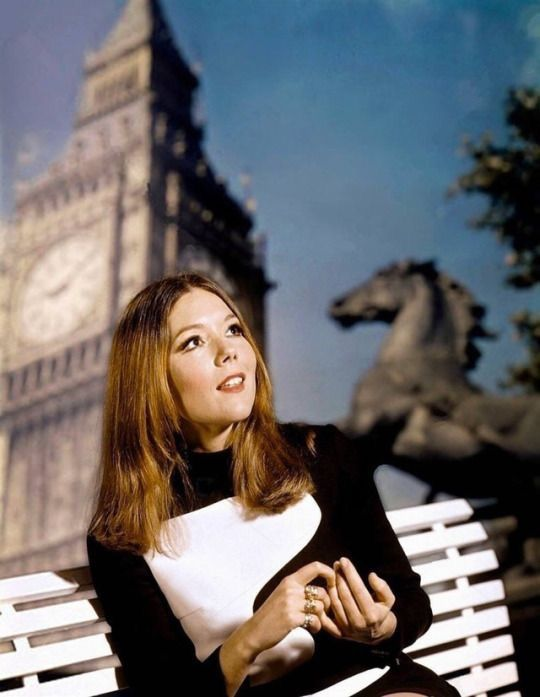 Sci-Fi And Fantasy Universe . (Posts tagged emma peel) in