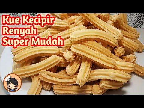 Resep Kue Kecipir Renyah Super Mudah Youtube Resep Resep Kue Resep Biskuit
