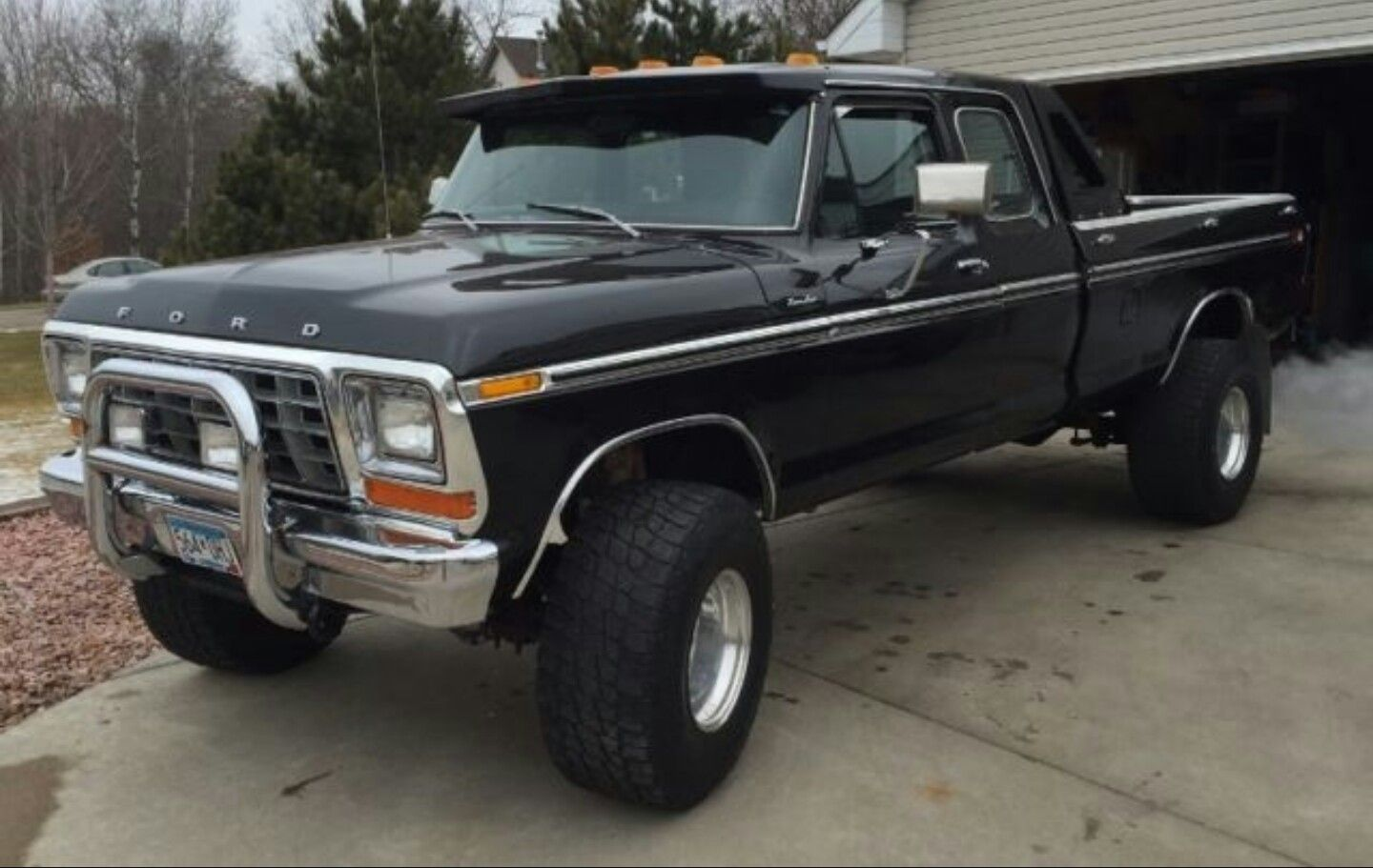 79 ford f 250 4x4