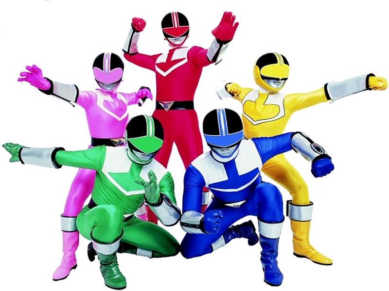 Http Fazendoanossafesta Com Br 2012 01 Power Rangers Kit Completo Com Molduras Para Convites Rot Power Rangers Time Force Power Ranger Birthday Power Rangers