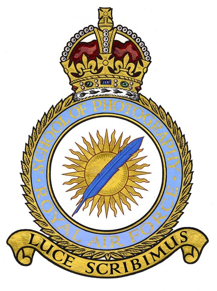 Royal Air Force Photographers Branch badge (With images