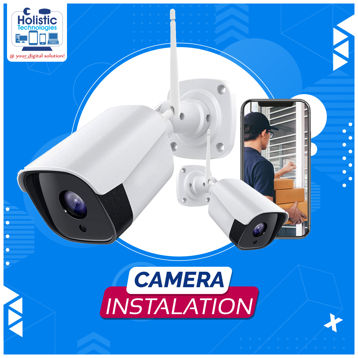 Best Quality Security Products From Effratech More Visit Http Www Effratech In Wireless Surveillance System Home Security Systems Security Cameras For Home