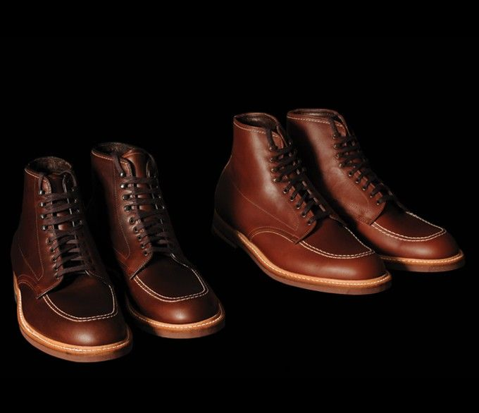 THE INDY BOOTS / ALDEN 405