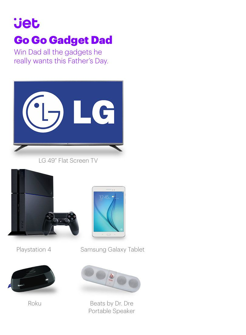 Go Go Gadget Dad Sweepstakes | Sweepstakes | Facebook