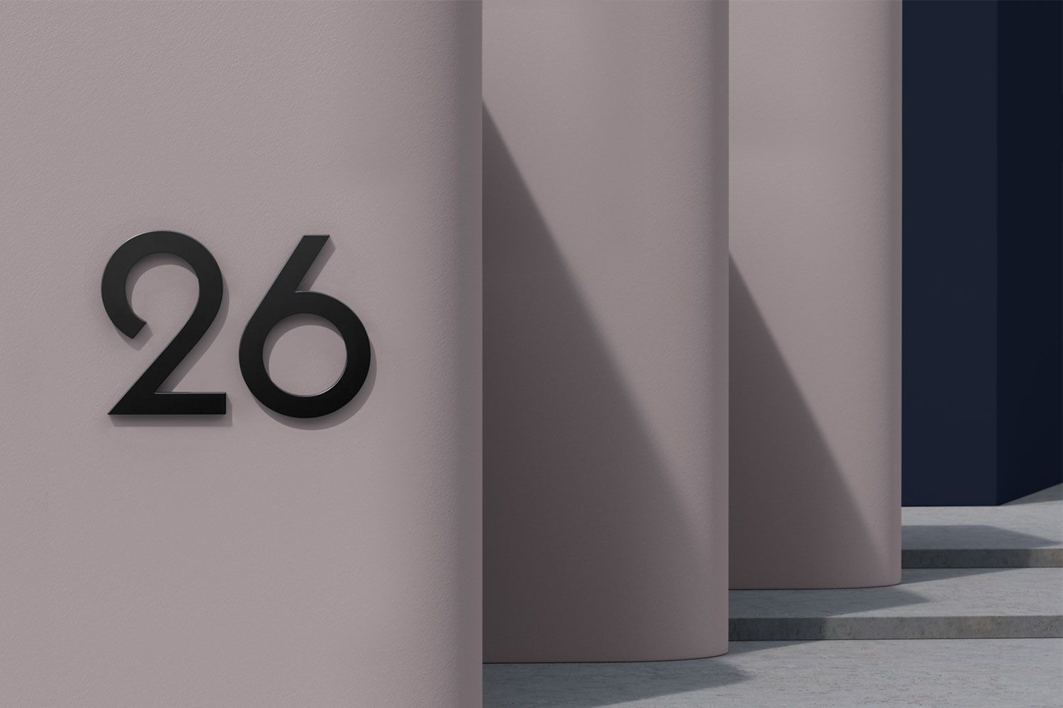 House Numbers And Letters Habo Selection House Numbers Ceramic House Numbers Modern House Number