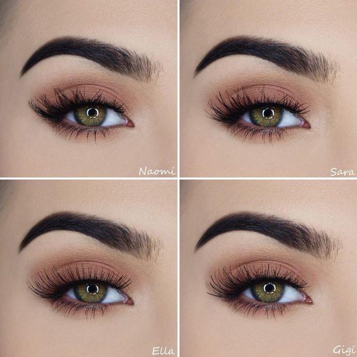 Un hermoso maquillaje de ojos verdes secretos