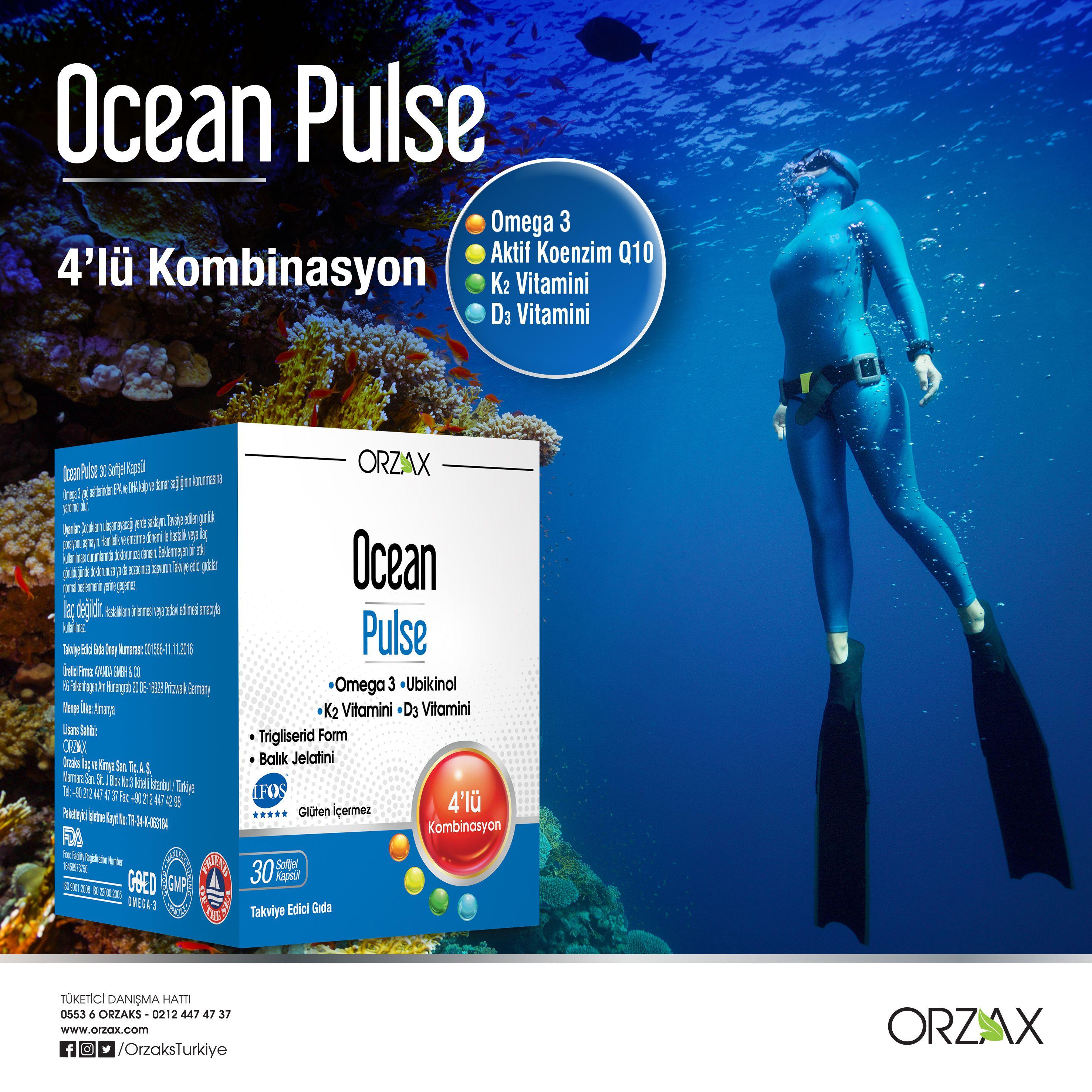 Ocean Pulse Ocean