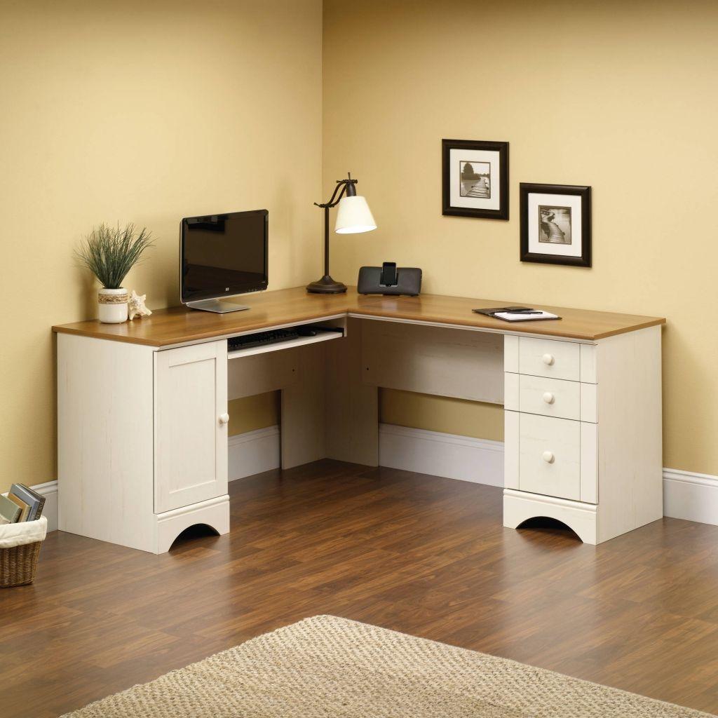 Eck Schreibtisch Schrankwand Große Home Office Möbel Büromöbel