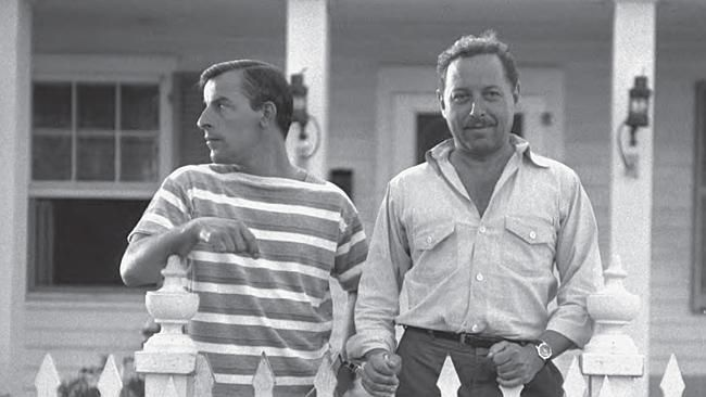 from Weston tennessee williams gay