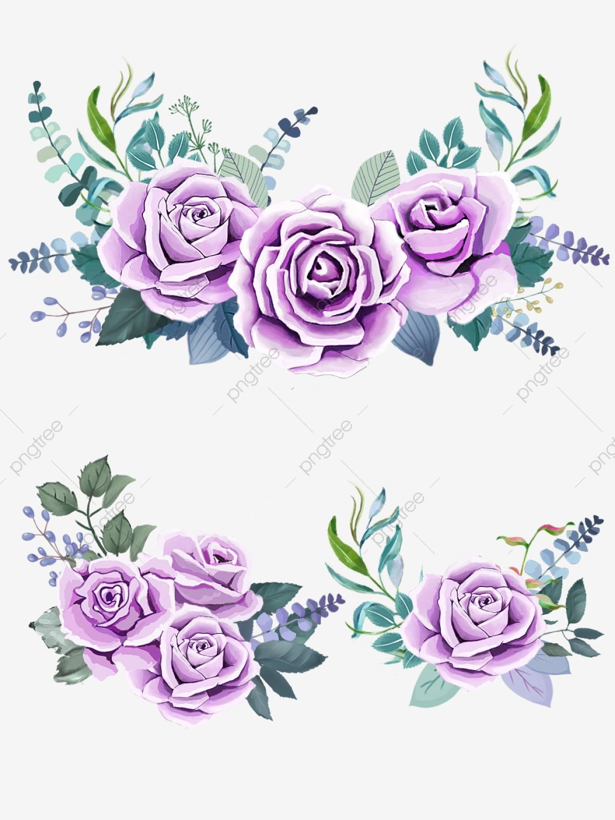 Chinese Rose Flower Purple Beautiful Free Element Roses Clipart Tanabata Purple Rose Png Transparent Image And Clipart For Free Download Free Flower Clipart Flower Clipart Purple Roses