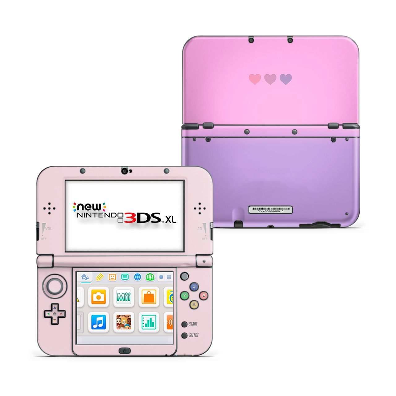 New 3ds Xl Pokemon Xy Red Limited Edition Vinyl Skin Sticker Decal Cover For New Nintendo 3ds Xl Ll Conso Nintendo 3ds New Nintendo 3ds New Nintendo 3ds Xl