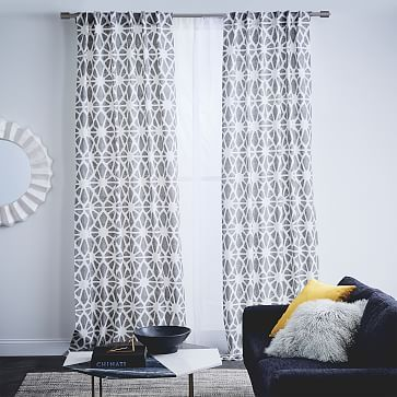 stunning curtain amazon pattern window curtains size trellis full target treatments