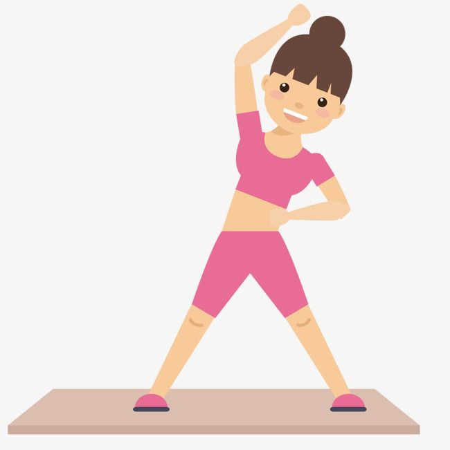 Fitness Woman Fitness Woman Cartoon Png Transparent Clipart Image And Psd File For Free Download Cartoons Png Fit Women Clip Art