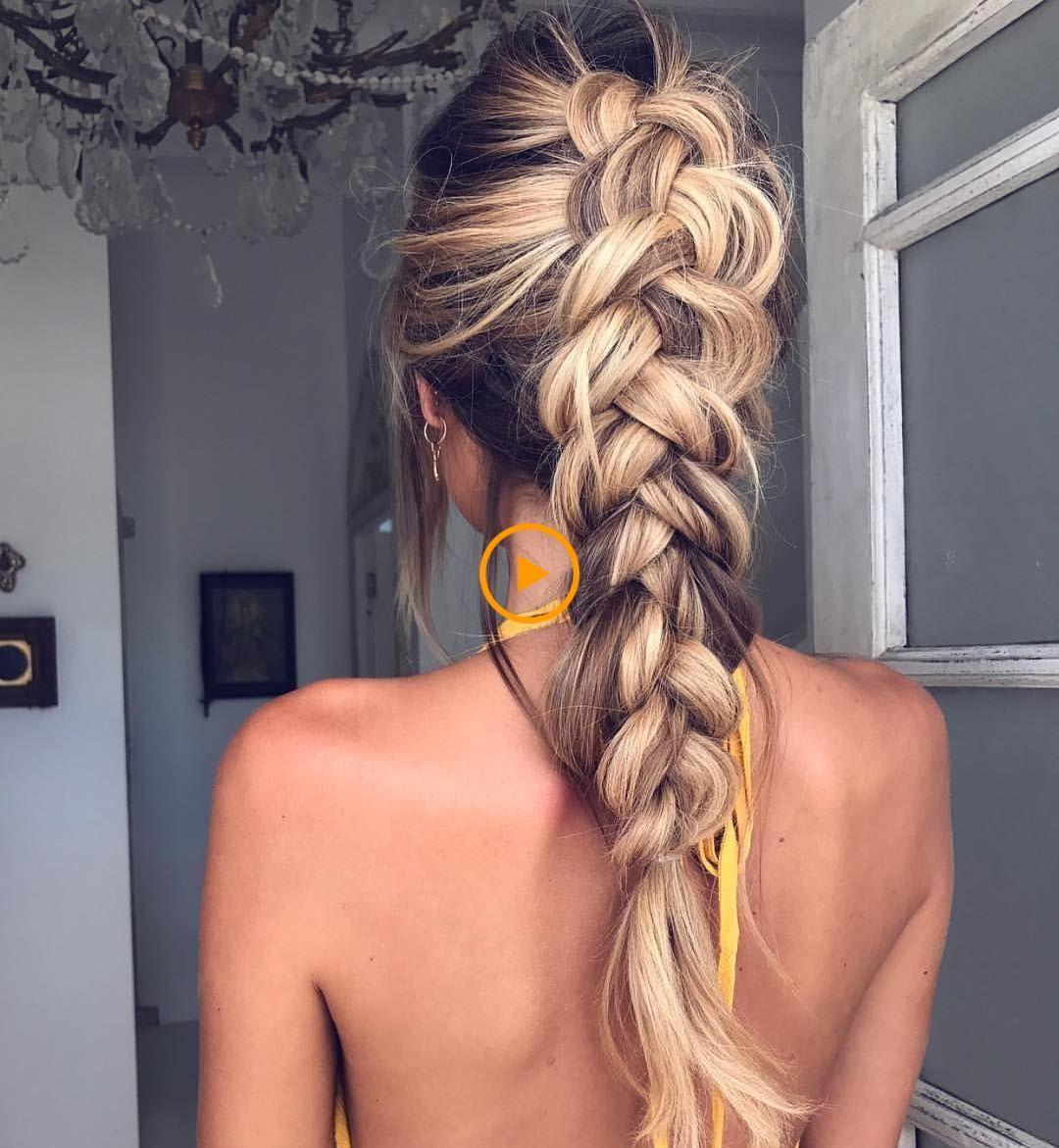 10 acconciature a coda di cavallo ultra per capelli lunghi ...