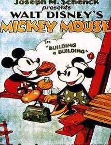 MM's poster for Building a building