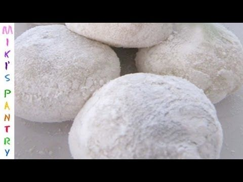 HOW TO MAKE MOCHI - MIKI'S PANTRY - YouTube