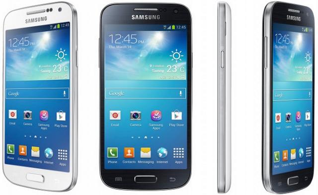 Le #smartphone #Samsung #GalaxyS4Mini blanc ou noir, cest enfin officiel !
