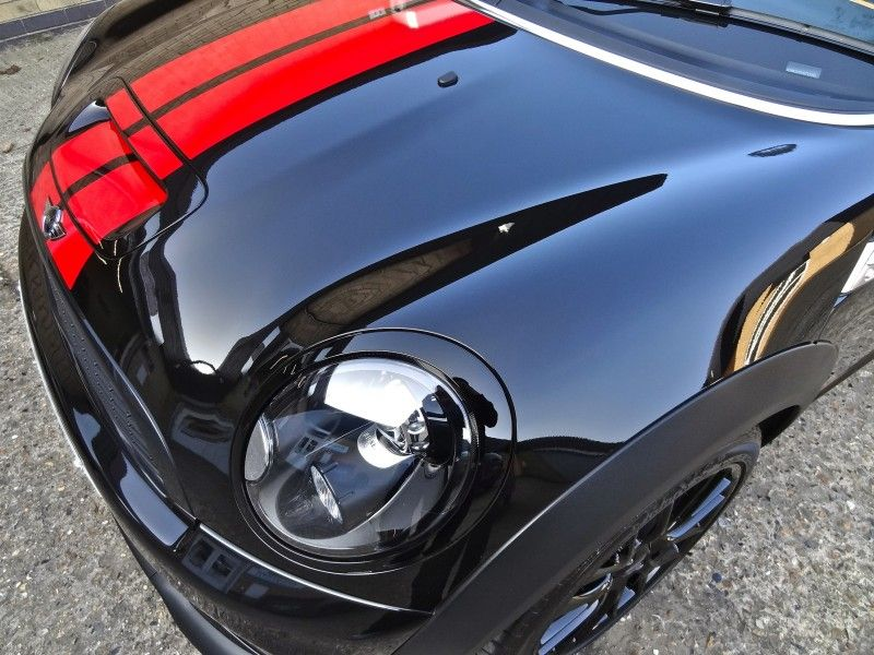 Mini JCW Coupe New Car Paint Protection + Ceramic Coating