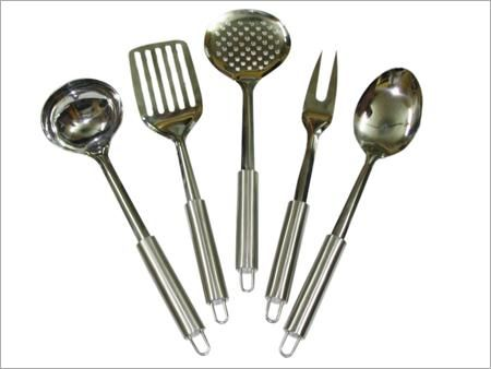 Stainless Steel Kitchen Tool Set Kitchen Tools Pinterest