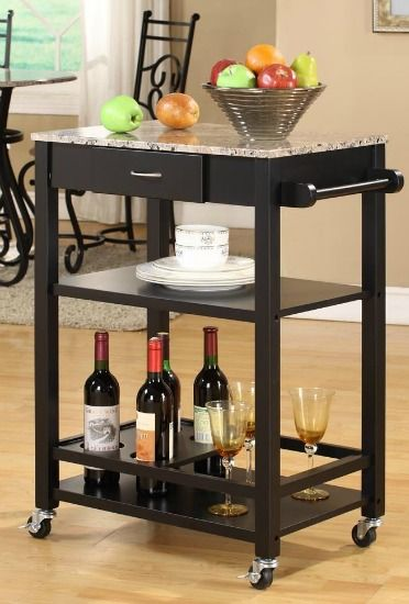 A Bar Cart Can Provide Movable Liquor Storage Which Is Ideal For Entertaining Especially If