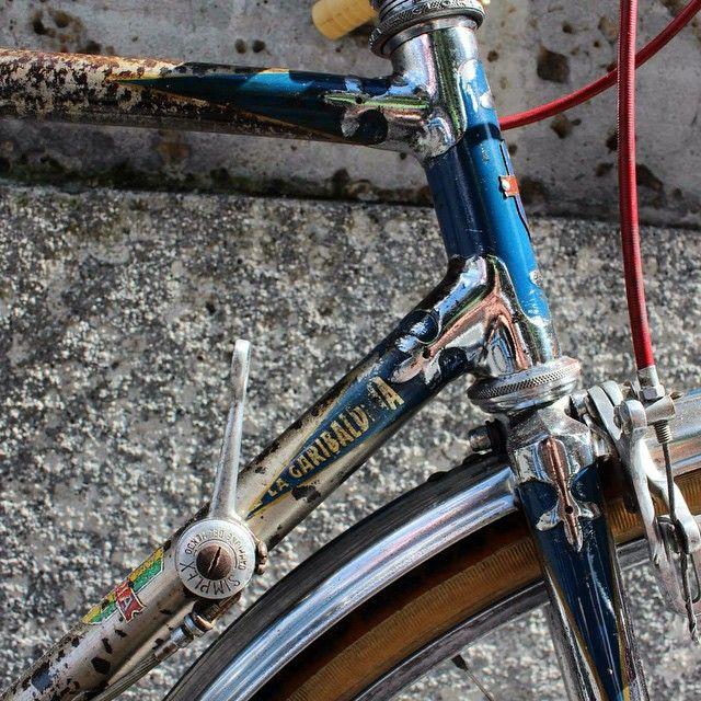 The Best Bikes In The World Were Made In Milan Gloria Garibaldina