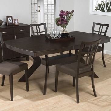 Jofran 471 78 Ryder Ash Butterfly Leaf Dining Table Dining Room