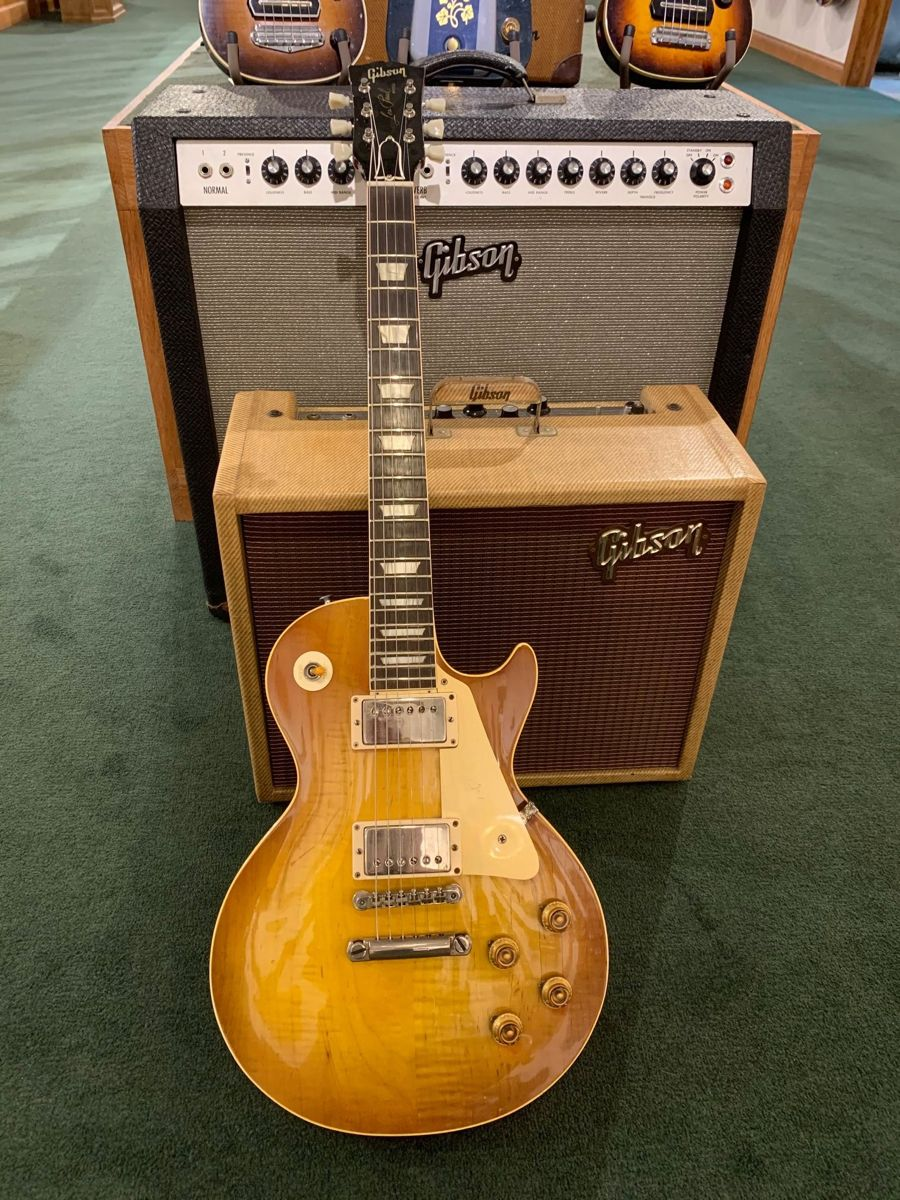 Some Vintage Les Paul Love Lespaulgibsons Gibson