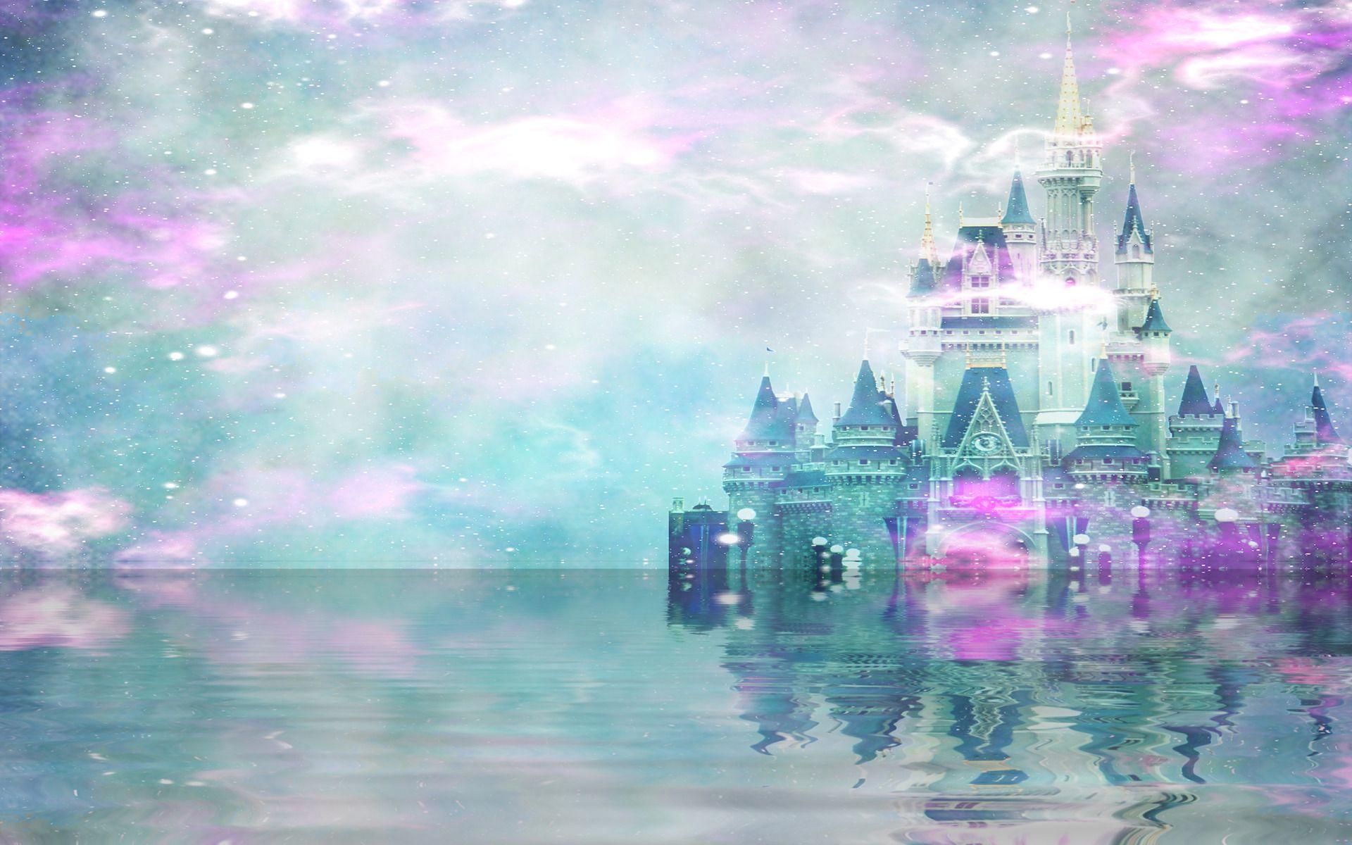 Princess Castle HD Wallpaper 1080p #d25 1920x1200 px 622.30 KB CartoonsPink. Backdrop. Disney ...