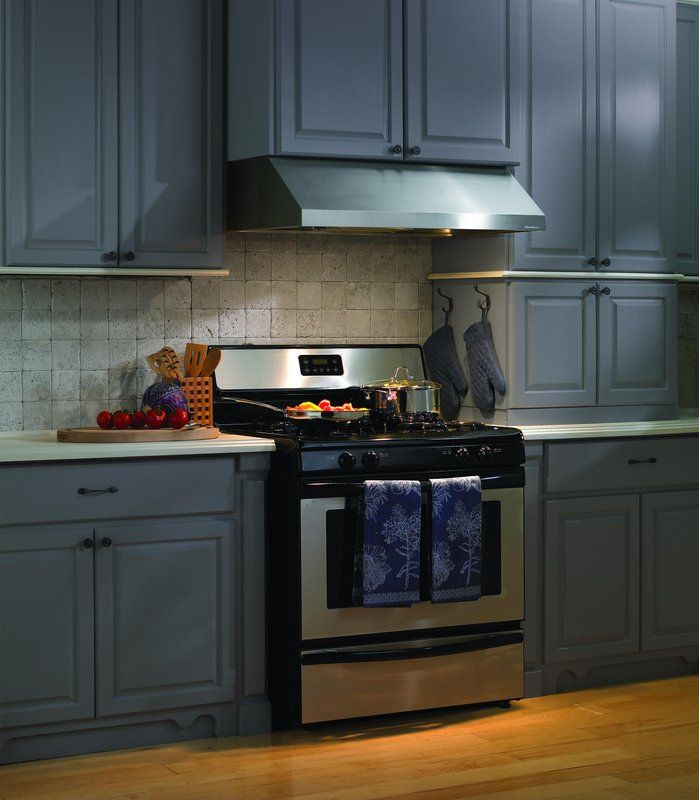 Lovely 600 Cfm Under Cabinet Range Hood