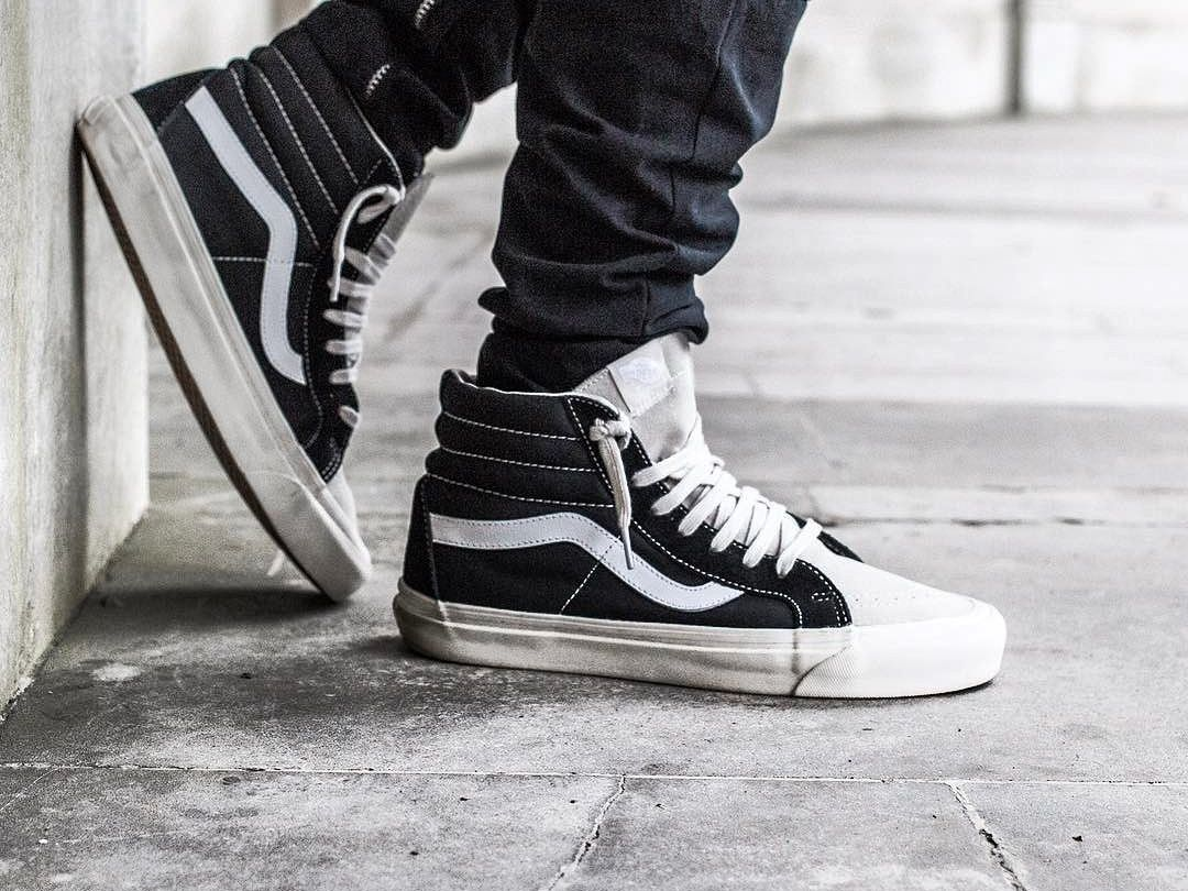 211def1c15 Fear of God x Vans Sk8-Hi - 2016 (by trvpped shadows)